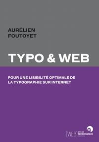 Typo & Web - Pour une lisibilité optimale de la typographie sur internet