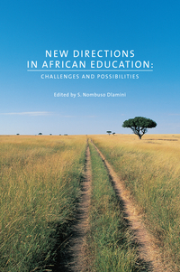 Cover image (New Directions in African Education)