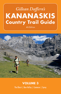 Gillean Daffern's Kananaskis Country Trail Guide - 4th Edition