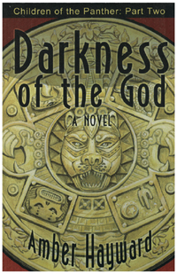 Cover image (Darkness of the God)