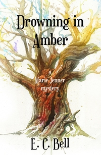 Cover image (Drowning in Amber)