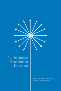 Cover image (Administrative Discretion in Education)