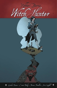 Cover image (Robbie Burns: Witch Hunter)