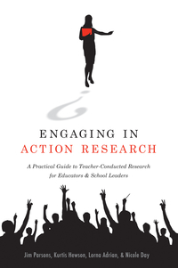 Cover image (Engaging in Action Research)