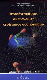 TRANSFORMATIONS DU TRAVAIL ET CROISSANCE ÉCONOMIQUE