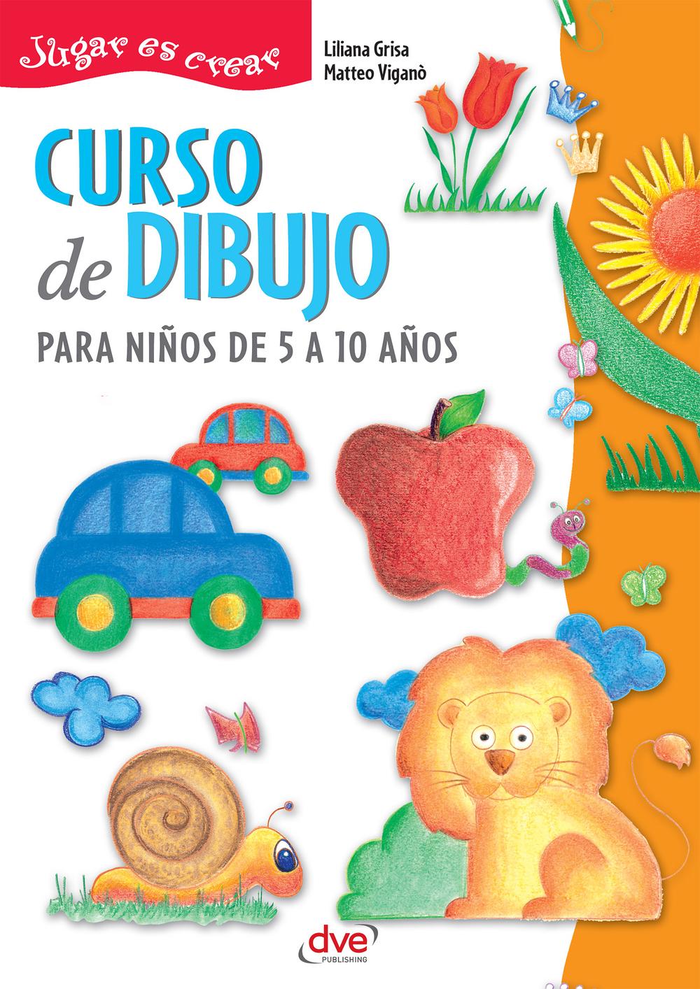 Curso de dibujo para niños de 5 a 10 años