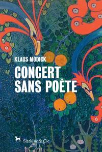 Concert sans poète