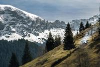 Paysage en Roumanie