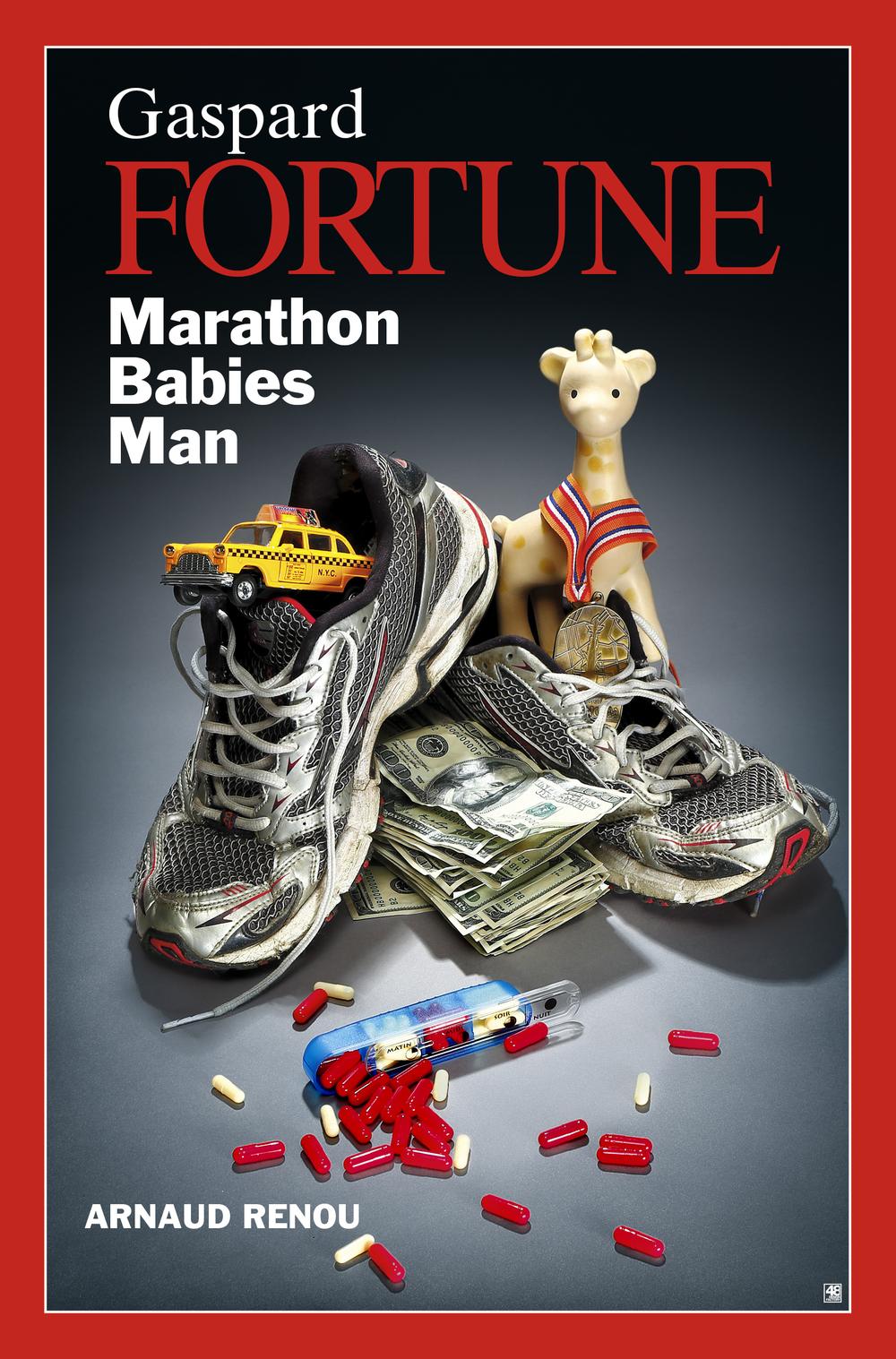 Gaspard Fortune Marathon babies man