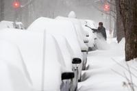 Accumulation de neige