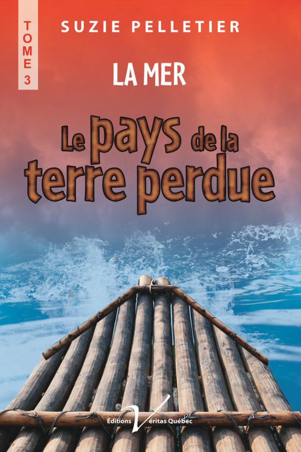 Le pays de la terre perdue, tome 3 : La mer