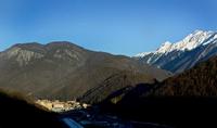 Montagnes, Sotchi