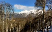 Montagnes, Sotchi 2014