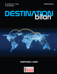 Destination bilan, 2e secondaire