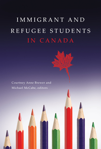 Cover image (Immigrant and Refugee Students in Canada)