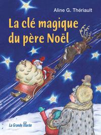 Image de couverture (La clé magique du père Noël)