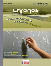 Chronos MAT-1102-3 - Étude statistique et probabiliste