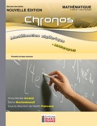 Chronos MAT-2101-3 - Modélisation algébrique - nouvelle édition