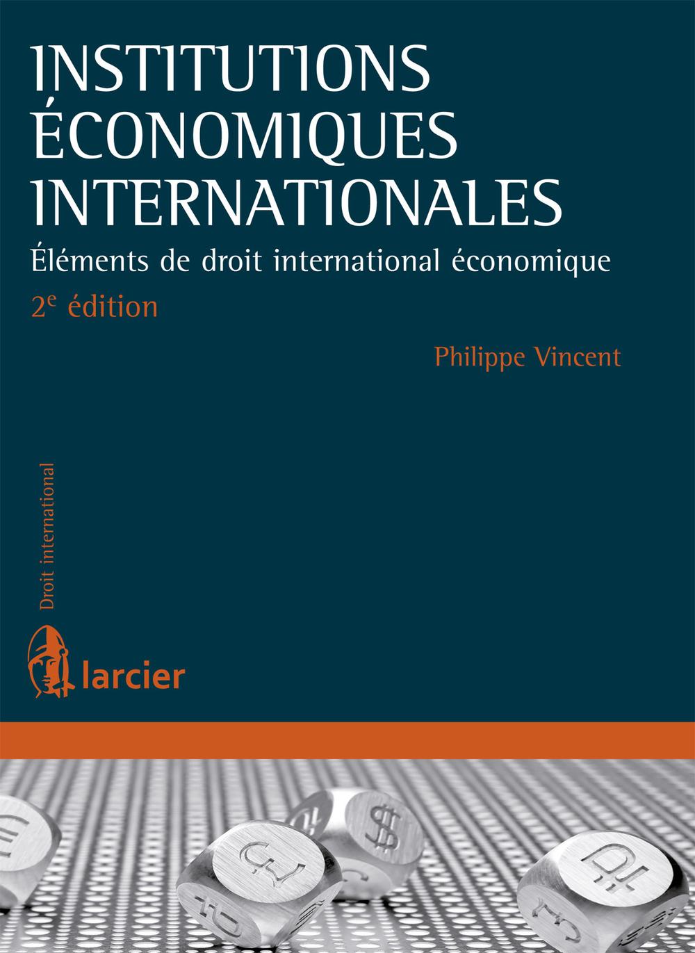 Institutions économiques internationales