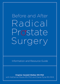 Before and After Radical Prostate Surgery