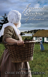 Jeanne Dugas of Acadia