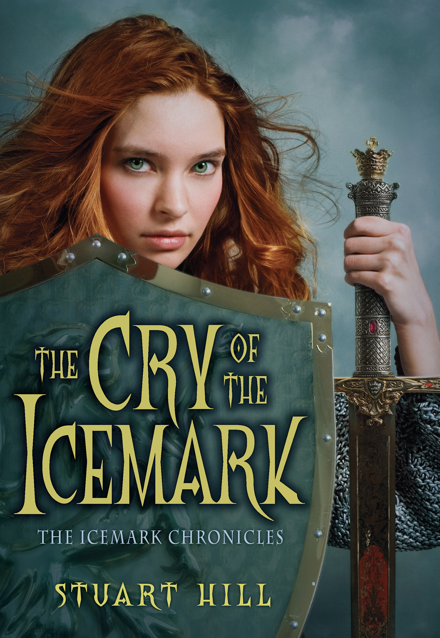 Vignette du livre The Cry Of The Icemark - Stuart Hill