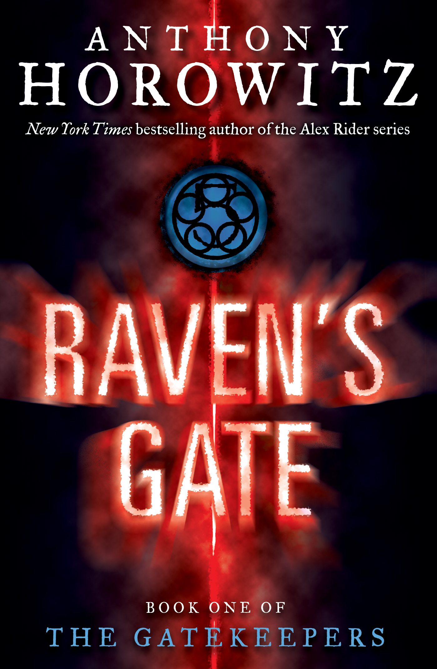 The Gatekeepers #1: Raven's Gate