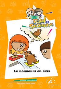 Le nounours en skis