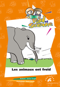 Les animaux ont froid