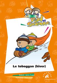 Le toboggan (hiver)