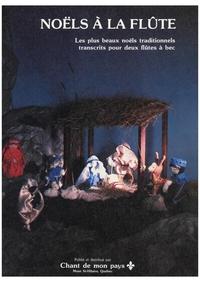Noëls à la flûte-à-bec
