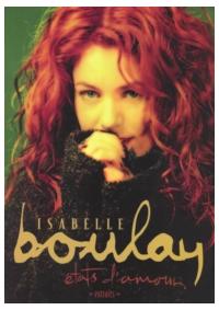 Isabelle Boulay - États d'amour