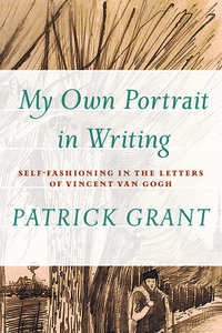 "Cover image (""My Own Portrait in Writing"")"