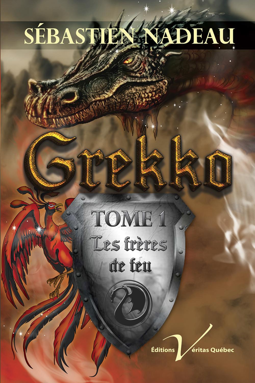 Grekko, tome 1 : Les frères de feu
