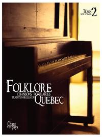 Folklore Voix et Piano Tome 2