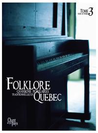 Folklore Voix et Piano Tome 3