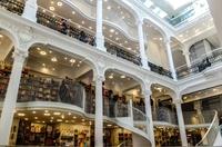 Librairie à Bucarest