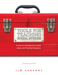 Cover image (Tools for Teaching Social Studies)