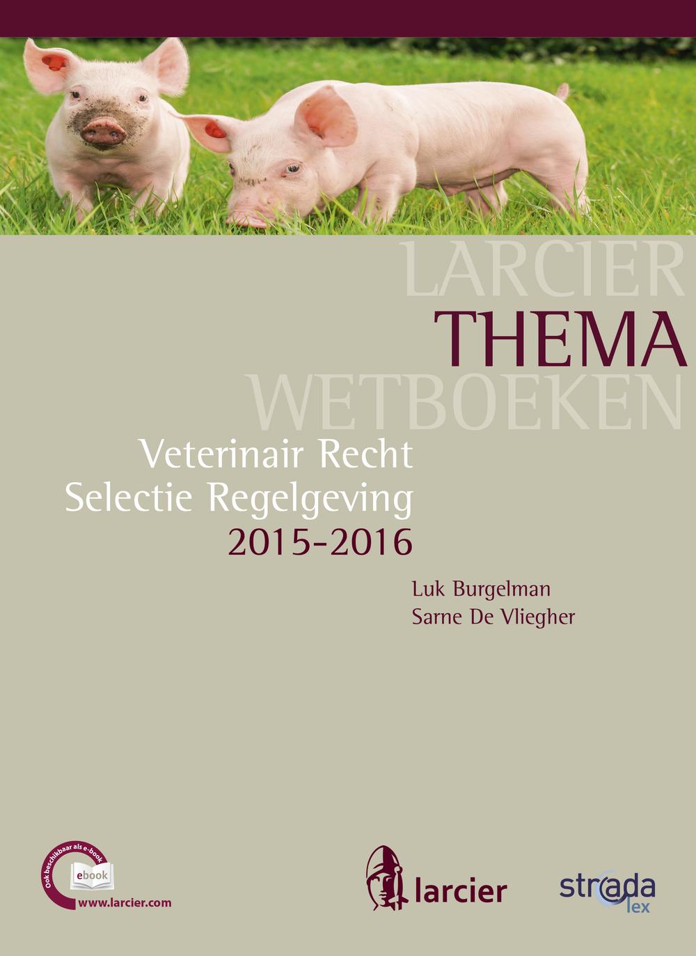 Veterinair recht 2015
