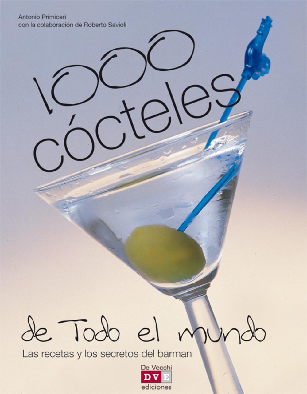 1000 cócteles de todo el mundo