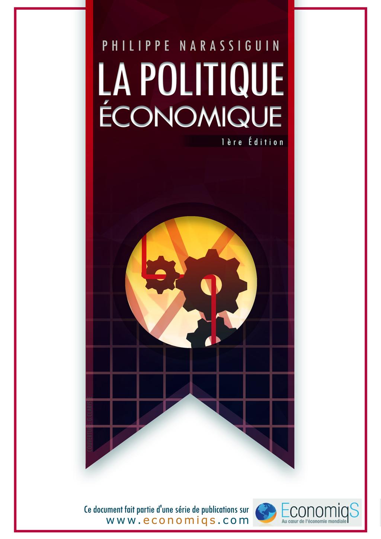 La Politique Economique