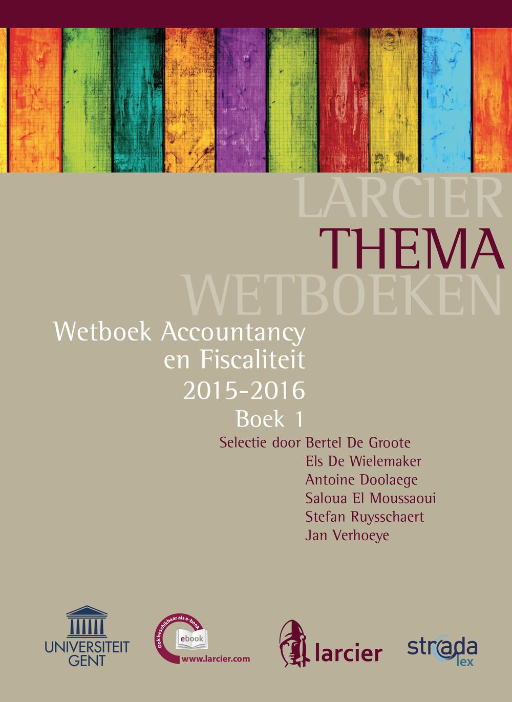 Accountancy en Fiscaliteit