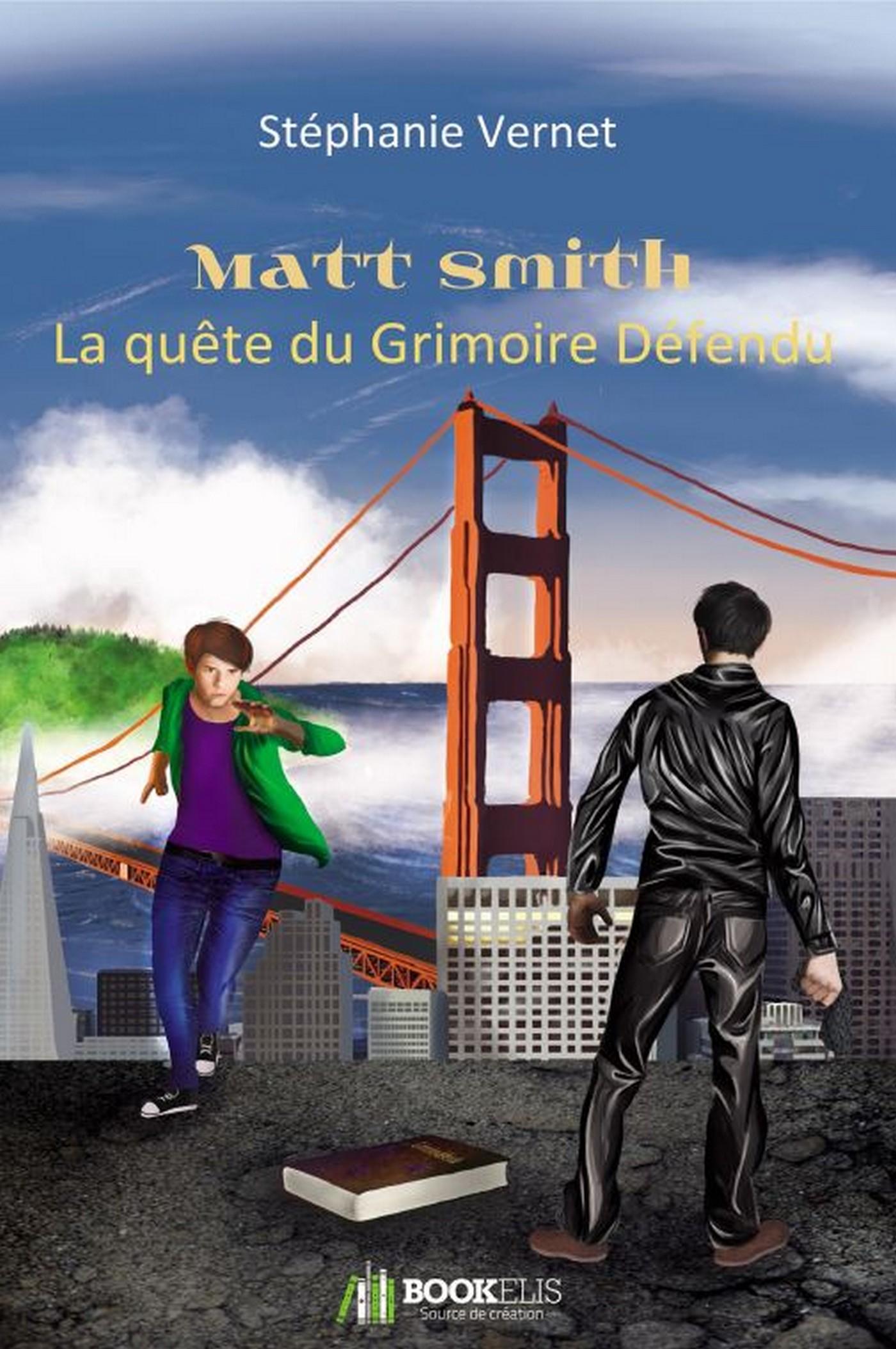 Matt Smith, La quête du Grimoire Défendu