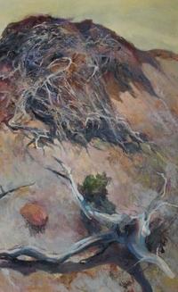 Dry embankment