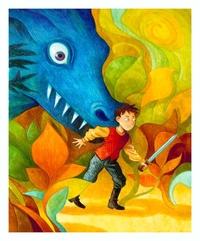 Prince Olivier et le dragon