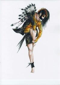 Terre de Héros | Danseur