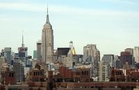 À New York