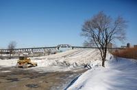 Waste Snow Disposal Site