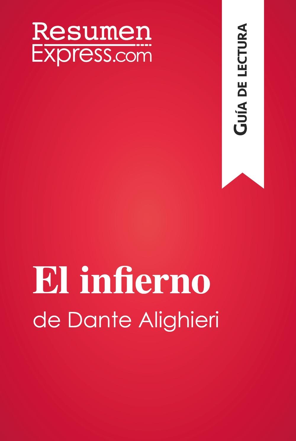 El infierno de Dante Alighieri (Guía de lectura)
