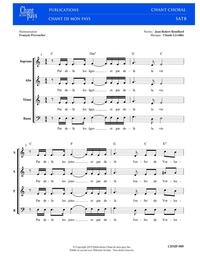 SATB choral _ Par delà les âges